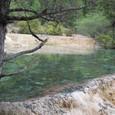 石灰棚ダム池