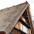 急傾斜の屋根