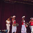 太鼓のリズム キャンディアンダンス