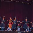 女性達の踊り キャンディアンダンス