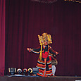 悪魔払い 仮面劇 キャンディアンダンス
