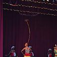 皿回しの芸 キャンディアンダンス