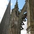 シャルトル大聖堂 尖塔