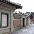 高句麗首都 国内城下の雰囲気