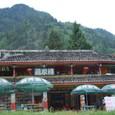 蔵家楼(チベット人の楼)