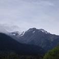 九寨溝 標高4千メータの山々