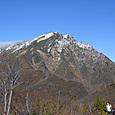 トマノ耳・オキノ耳 双耳峰(谷川岳)