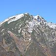 クライマーのメッカ 谷川岳の岩壁