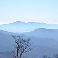 尾瀬の山々 至仏・笠ヶ岳