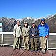 第12回G4の会 谷川岳天神峠 展望台