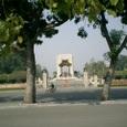 ホーチミン廟遠望