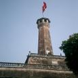 旗台 タンロン遺跡