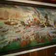 バクダン江の戦い