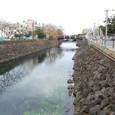 耽羅国発祥の川 綺麗な水だ