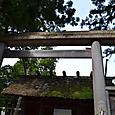 外宮は鰹木は奇数、千木は外削り(垂直)出雲様式