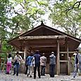 多賀宮 参拝する人々