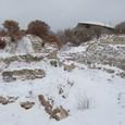 トロイ(トロイア)遺跡 ヒサルルクの丘