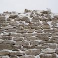 10年間ギリシャ軍を防御した城壁