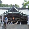 筑波山神社拝殿 里宮