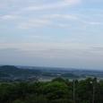 筑波温泉ホテルからの眺望