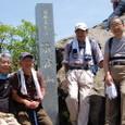 筑波山(女体山)山頂