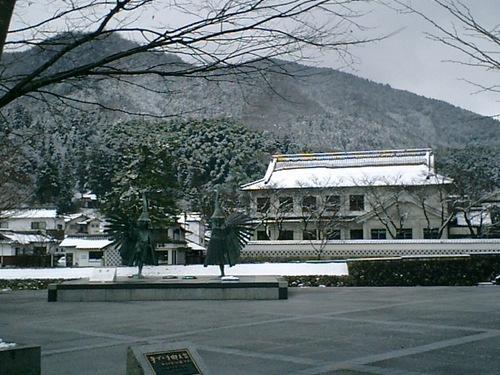 津和野 雪景色(4)