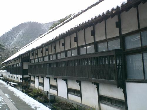 津和野 雪景色(5)