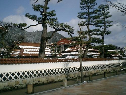 津和野 雪景色(11)