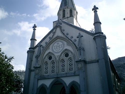 津和野 教会(2)