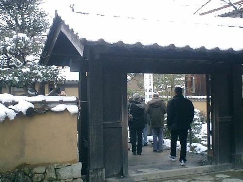 鴎外旧宅(1)