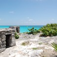 風の神殿とカリブ海