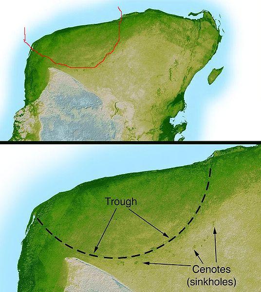 536pxchicxulub_radar_topography
