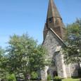 ヴァング教会 Vangskyrkja
