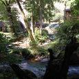 サンベール村の渓谷