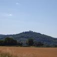 ヴェズレーの丘とマドレーヌ聖堂