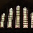 ステンドグラスの輝き