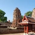 クメール様式の仏塔