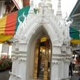 王様の寺では祠に二枚の板