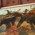 ナレースワン大王がビルマの皇太子と一騎打ち