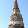 大仏塔頂部