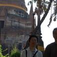 ワット・ヤイ・チャイ・モンコン 大仏塔