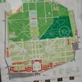シェーンブルン宮殿地図