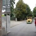 可愛い遊覧バス