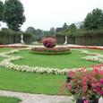 離宮横の小さな庭