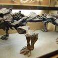 ガ二又の恐竜