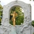 ヨハンシュトラウス像