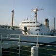大桟橋繋留客船