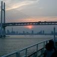 沈む太陽とベイブリッジ(2)